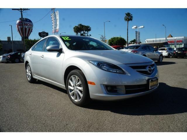 2012 mazda mazda6 4 dr sedan i touring for sale in dockweiler california classified. Black Bedroom Furniture Sets. Home Design Ideas