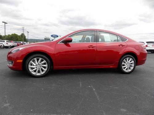 2012 mazda mazda6 4dr car i touring for sale in sweetwater tennessee classified. Black Bedroom Furniture Sets. Home Design Ideas