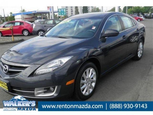2012 mazda mazda6 i touring for sale in renton washington classified. Black Bedroom Furniture Sets. Home Design Ideas
