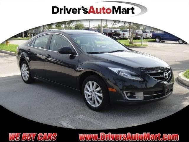 2012 mazda mazda6 i touring for sale in cooper city florida classified. Black Bedroom Furniture Sets. Home Design Ideas