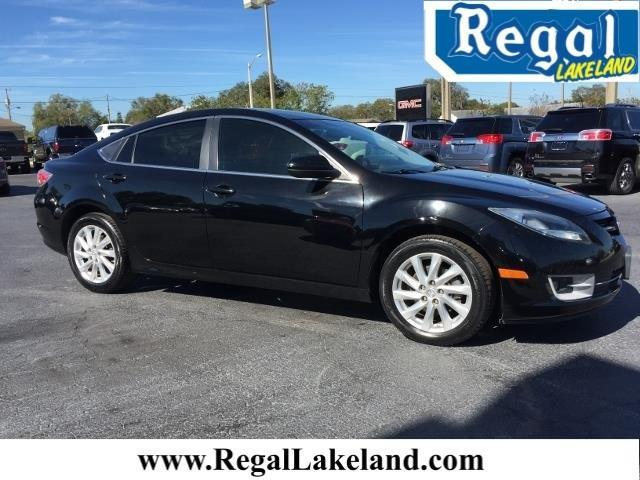 2012 mazda mazda6 i touring i touring 4dr sedan for sale in lakeland florida classified. Black Bedroom Furniture Sets. Home Design Ideas