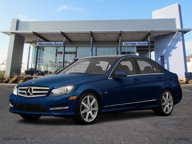 2012 mercedes benz c class 4dr car c300 sport for sale in for Mercedes benz c300 sport for sale