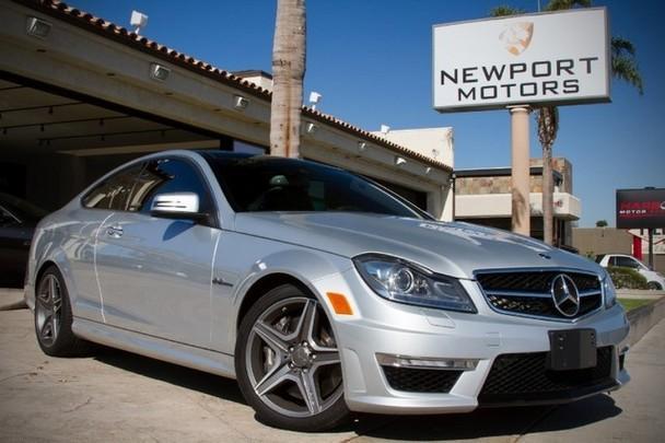 2012 mercedes benz c class for sale in costa mesa for Mercedes benz costa mesa