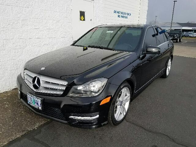 2012 mercedes benz c class c 300 luxury 4matic awd c 300 for Mercedes benz c class 300 for sale