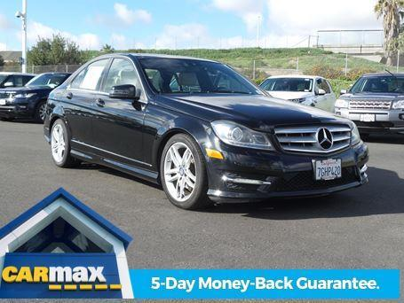 2012 Mercedes-Benz C-Class C 300 Luxury 4MATIC AWD C
