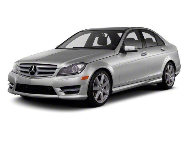 2012 MERCEDES-BENZ C-Class C250 Luxury 4dr Sedan