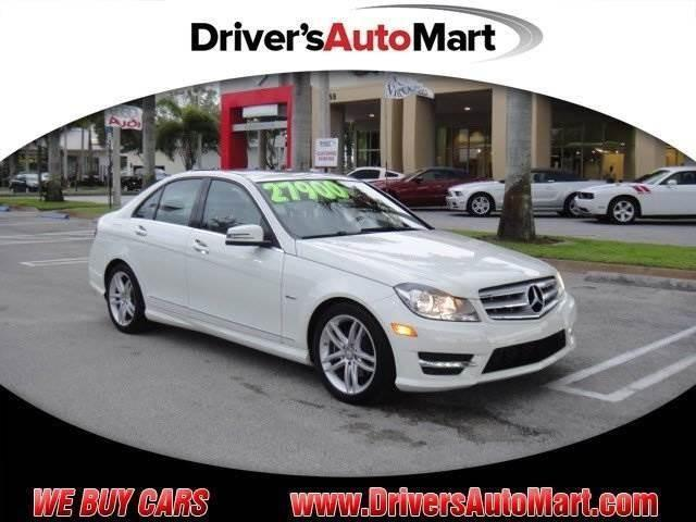 2012 mercedes benz c class c250 luxury for sale in cooper for Mercedes benz panama city fl