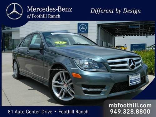 2012 mercedes benz c class c250 sport sedan 4d for sale in for 2012 mercedes benz c class c250 sport sedan