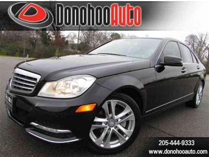 2012 Mercedes-Benz C-Class C300 Luxury
