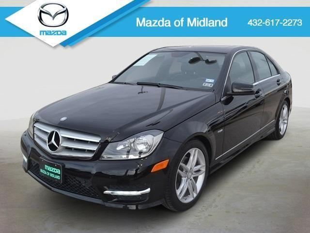 2012 mercedes benz c class sedan 4dr sdn c250 luxury rwd for 2012 mercedes benz c class c250 sport sedan