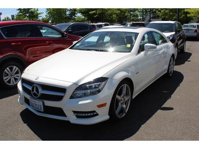 2012 mercedes benz cls cls 550 cls 550 4dr sedan for sale in renton washington classified. Black Bedroom Furniture Sets. Home Design Ideas