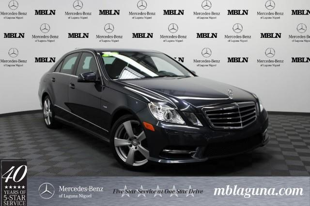 2012 mercedes benz e class base laguna niguel ca for sale for Laguna niguel mercedes benz used cars