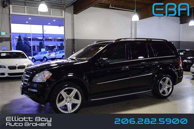 2012 mercedes benz gl class awd gl550 4matic 4dr suv for for Mercedes benz for sale seattle