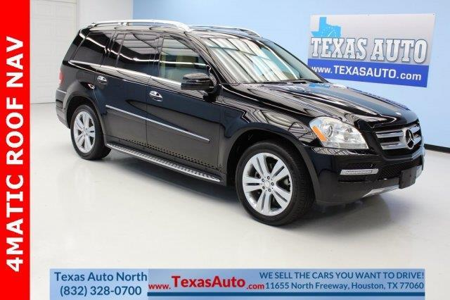 2012 mercedes benz gl class gl 450 4matic awd gl 450 4matic 4dr suv for sale in houston texas. Black Bedroom Furniture Sets. Home Design Ideas