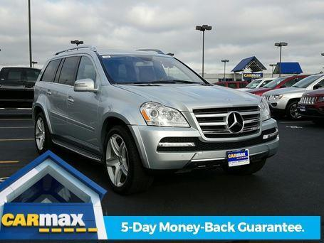 2012 mercedes benz gl class gl 550 4matic awd gl 550 for Mercedes benz suv carmax