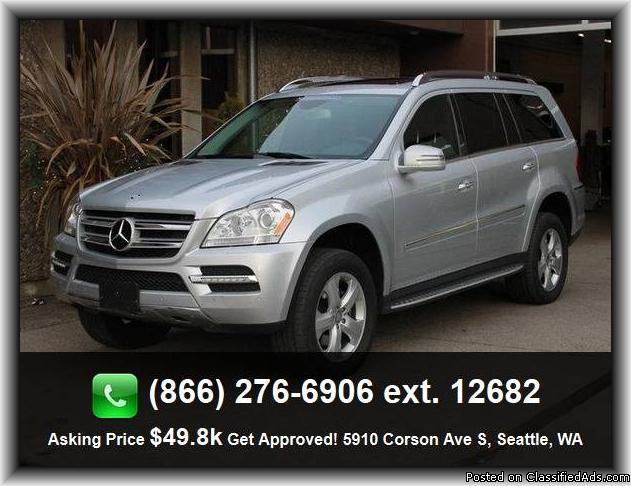 2012 mercedes benz gl class gl450 suv for sale in seattle for 2012 mercedes benz gl450 for sale