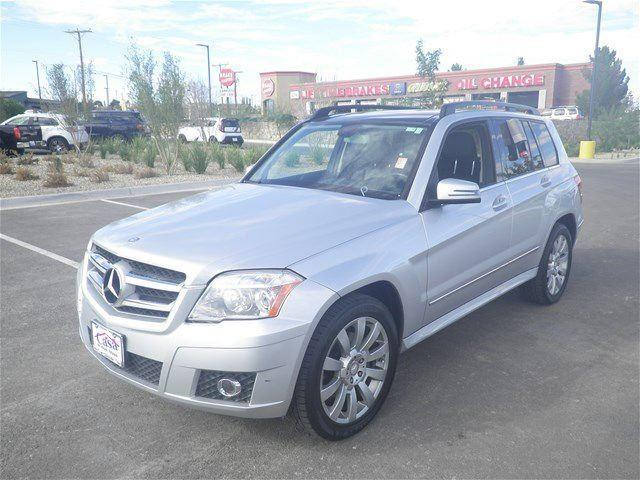 2012 mercedes benz glk glk 350 4matic awd glk 350 4matic for Mercedes benz for sale el paso