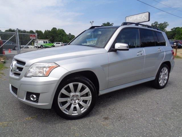 Mercedes Benz Greensboro >> 2012 Mercedes-Benz GLK GLK 350 4MATIC AWD GLK 350 4MATIC 4dr SUV for Sale in Greensboro, North ...