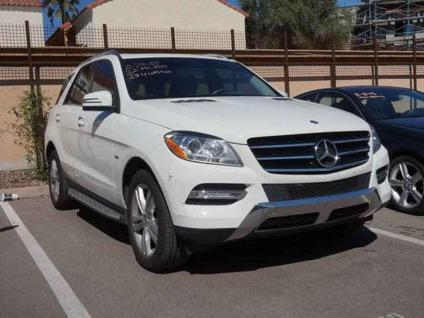 2012 mercedes benz m class ml350 for sale in scottsdale for Mercedes benz north scottsdale