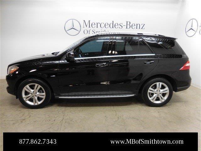 Mercedes Benz M Class Ml  Matic Awd Dr Suv