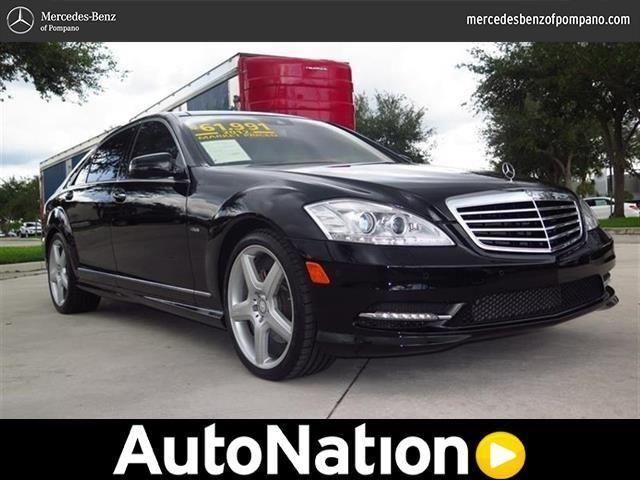 2012 mercedes benz s class for sale in pompano beach for Mercedes benz of pompano