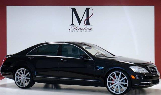 2012 mercedes benz s class s 550 s 550 4dr sedan for sale for Mercedes benz for sale charlotte nc