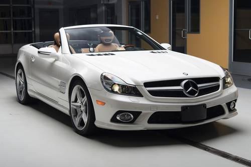 2012 mercedes benz sl class 2d convertible sl550 for sale for Mercedes benz hampton