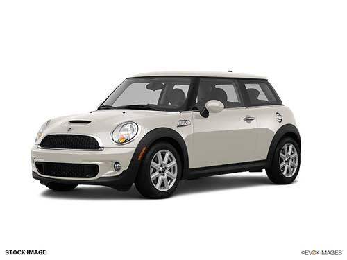 2012 MINI Cooper 3 Dr Hatchback S