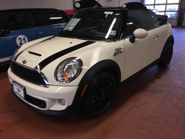 2012 mini cooper convertible s 2dr convertible for sale in morristown new jersey classified. Black Bedroom Furniture Sets. Home Design Ideas