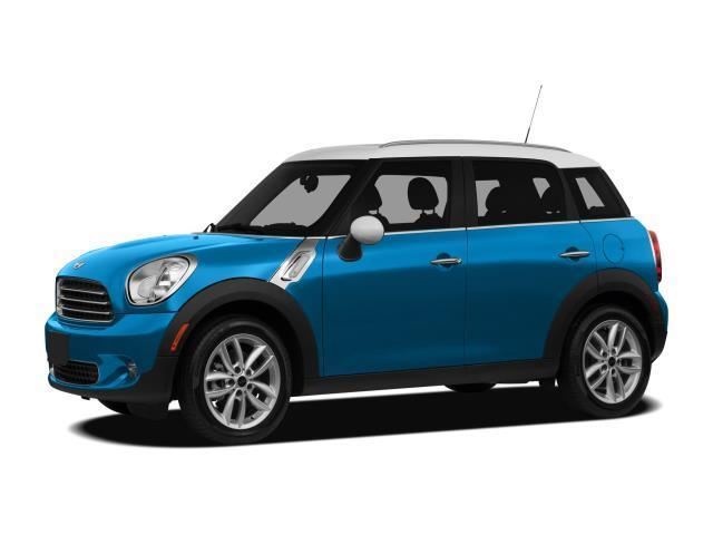 2012 MINI Cooper Countryman Base Base 4dr Crossover