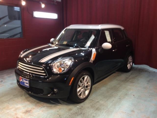 2012 mini cooper countryman base base 4dr crossover for sale in virginia beach virginia. Black Bedroom Furniture Sets. Home Design Ideas