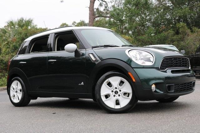2012 mini cooper countryman s all4 awd s all4 4dr crossover for sale in homosassa florida. Black Bedroom Furniture Sets. Home Design Ideas