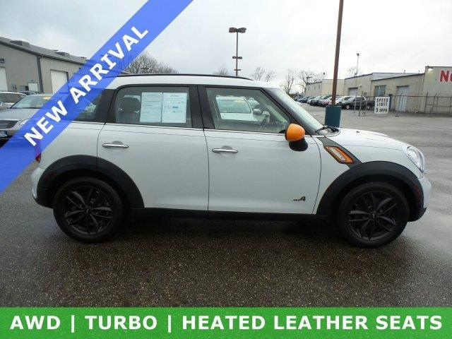2012 MINI Cooper Countryman S ALL4 AWD S ALL4 4dr
