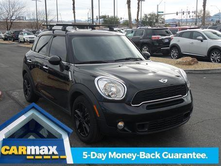 2012 MINI Cooper Countryman S S 4dr Crossover