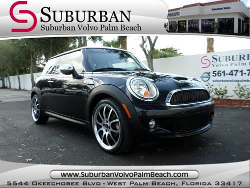 2012 MINI Cooper HATCHBACK 2 DOOR Hardtop S