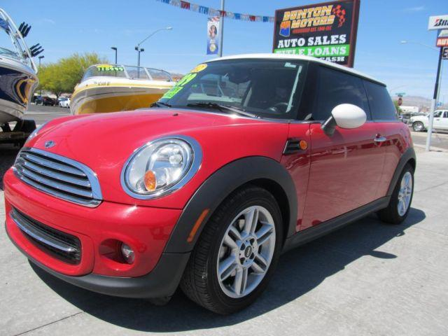 2012 mini cooper w only 23 319 miles for sale in for Dunton motors auto sales bullhead city az