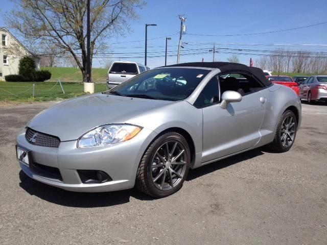 2012 mitsubishi eclipse 2dr car gs sport for sale in mount. Black Bedroom Furniture Sets. Home Design Ideas