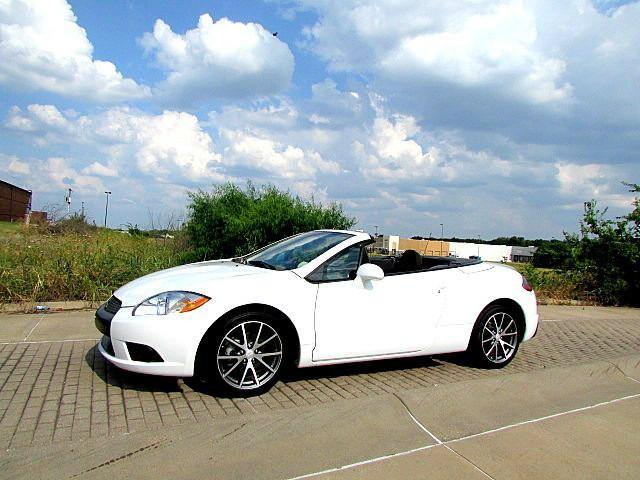 2012 mitsubishi eclipse 2dr spyder auto gs for sale in. Black Bedroom Furniture Sets. Home Design Ideas