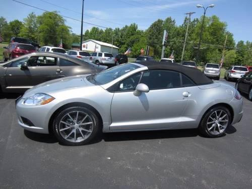 2012 mitsubishi eclipse convertible 2dr spyder auto gs sport for sale in blooming grove ohio. Black Bedroom Furniture Sets. Home Design Ideas