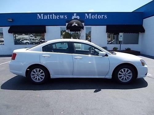 2012 mitsubishi galant 4dr car fe for sale in goldsboro