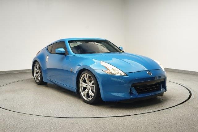 2012 Nissan 370Z Base Base 2dr Coupe 6M