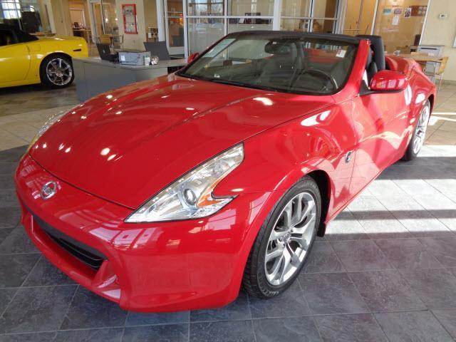 2012 nissan 370z roadster roadster 2dr convertible for sale in clarksville tennessee classified. Black Bedroom Furniture Sets. Home Design Ideas