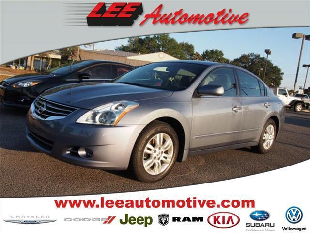2012 Nissan Altima 2.5 2.5 4dr Sedan