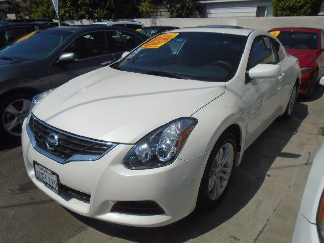 2012 Nissan Altima 2.5 S 2.5 S 2dr Coupe 6M