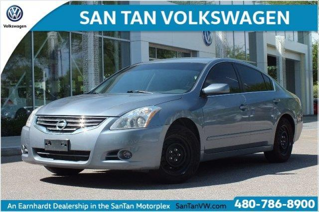 2012 Nissan Altima 2.5 S 2.5 S 4dr Sedan