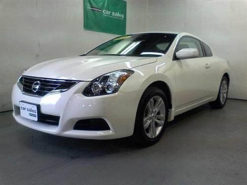 2012 nissan altima 2 5 s coupe 2d for sale in symmes township ohio classified. Black Bedroom Furniture Sets. Home Design Ideas