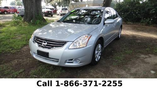 2012 Nissan Altima 2.5 S - Push Button Start - Remote
