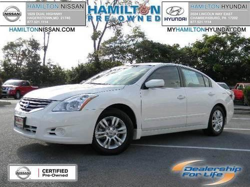 2012 nissan altima 2 5 s sedan 4d for sale in hagerstown maryland classified. Black Bedroom Furniture Sets. Home Design Ideas