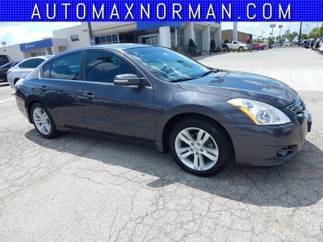 2012 nissan altima 3 5 sr 3 5 sr 4dr sedan for sale in norman oklahoma classified. Black Bedroom Furniture Sets. Home Design Ideas