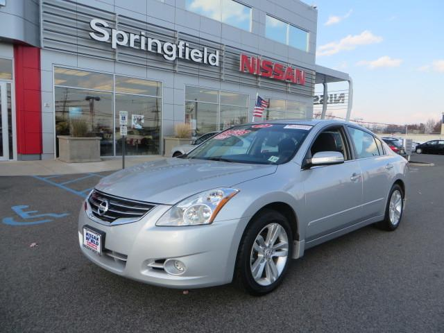 2012 nissan altima 3 5 sr springfield nj for sale in springfield new jersey classified. Black Bedroom Furniture Sets. Home Design Ideas